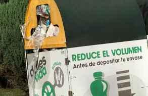 Piden a la IDM el retiro de contenedores para acopio de materiales reciclables