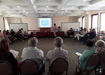 Reunión evaluatoria en Punta del Este a 30 años del nacimiento de los Caif