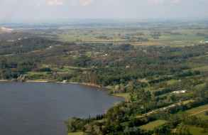 Avanza puesta en práctica de proyecto para mitigar impactos sobre cuenca de Laguna del Sauce