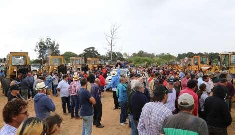 Se recaudó más de US$ 1.100.000 en remate de bienes en desuso de la Intendencia de Maldonado