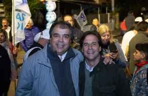 """Rodrigo Blás dijo que el acuerdo """"multicolor"""" reafirma la necesidad de un cambio en Uruguay"""