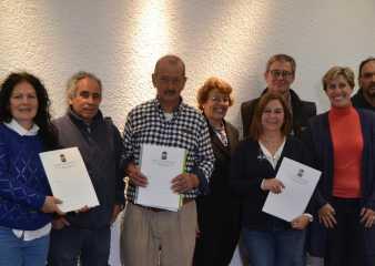Tres organizaciones de Pan de Azúcar suscribieron convenio con la OPP