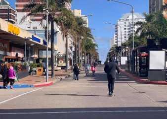 Anuncian dos iniciativas piloto en Punta del Este priorizando a los peatones