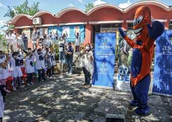 Programa Nacional de Salud Bucal realizó relevamientos en escuelas del departamento de Maldonado