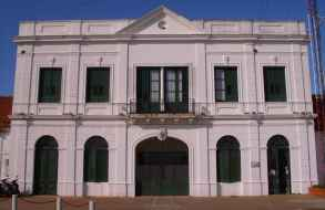 El diputado Sebastián Cal denunció estado ruinoso del edificio de la Aduana de Punta del Este