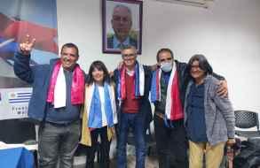 El FA de Maldonado proclamó 5 candidatos a la presidencia de la fuerza política en lo departamental