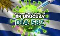 Covid-19: 5ª jornada de aumento de las infecciones en curso en Uruguay y 1 fallecido