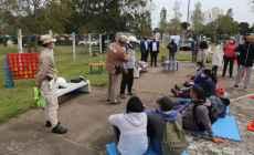 Jornada sobre seguridad vial en el parque La Loma puede repetirse en otras localidades de Maldonado