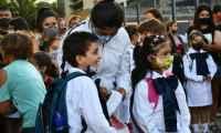 En estos momentos el 89% de los casos de Covid-19 en educación Inicial y Primaria abarca a niños