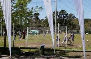 Fondo de Apoyo al Fútbol Infantil permitirá contar con canchas de césped sintético