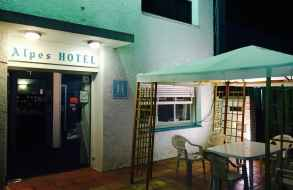 Cuantioso robo y daños de gran magnitud en un pequeño hotel de Punta del Este