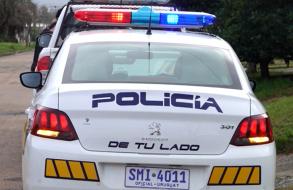 La última madrugada asaltaron a un delivery en barrio La Sonrisa de Maldonado