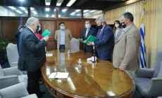 Embajador de Portugal destacó lazos de cooperación y fuerte tradición azoreña en Maldonado