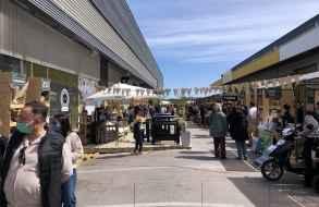 La esencia y colores del nuevo Mercado Natural del Este a pocos minutos de Punta del Este