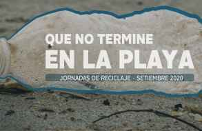 El viernes 18 habrá una instancia de acopio de residuos plásticos en Punta del Este