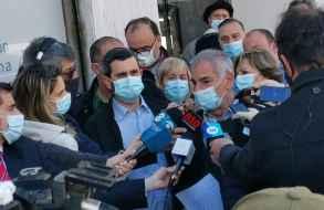 Diputados del Frente Amplio presentaron denuncia contra Germán Cardoso en Fiscalía de Delitos Económicos