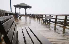 Lluvias y tormentas fuertes desde la tarde del domingo en el Centro y Norte del país