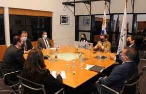 El presidente del BID dijo que Punta del Este reúne condiciones para ser un nuevo hub digital
