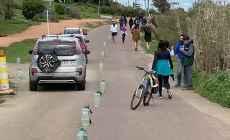 Se agudizan las diferencias entre vecinos de Punta Colorada y la IDM por obras en la rambla