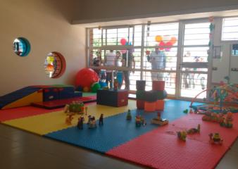 El Sistema de Cuidados construyó y amplió 125 centros de atención a la infancia y la familia