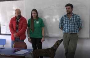 Siguen las charlas en centros educativos sobre la tenencia responsable de mascotas