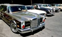 Punta del Este y Piriápolis recibirán el XIV Rally Mercedes Benz Classic