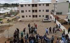 Otras 62 familias recibieron las llaves de sus casas propias en la zona de Cañada Aparicio