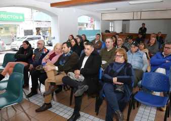 Expertos internacionales dictaron taller sobre niñez y adolescencia trans en Maldonado